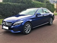 USED 2015 65 MERCEDES-BENZ C CLASS 2.0 C350 E SPORT HYBRID PREMIUM PLUS
