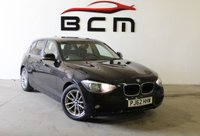 2012 BMW 1 SERIES 1.6 116D EFFICIENTDYNAMICS 5d 114 BHP £6785.00