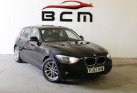 2012 BMW 1 SERIES 1.6 116D EFFICIENTDYNAMICS 5d 114 BHP £SOLD