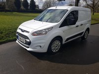 2014 FORD TRANSIT CONNECT 1.6 200 TREND 95 BHP AIR CON 3 FRONT SEATS SERVICE HISTORY £6495.00