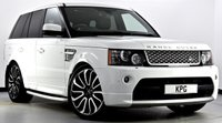 USED 2013 13 LAND ROVER RANGE ROVER SPORT 3.0 SD V6 Autobiography Sport 4X4 5dr Auto [8] Stunning Looks with Great Spec