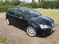 2008 VOLKSWAGEN GOLF 3.2 R32 DSG 5d AUTO 250 BHP Full VW History MOT 06/19 £7995.00