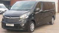 2015 VAUXHALL VIVARO 1.6 2900 L2H1 CDTI P/V SPORTIVE 1d 120 BHP  NO VAT TO ADD 1 OWNER F/S/H 2 KEYS \ FREE 12 MONTHS WARRANTY COVER // £13490.00