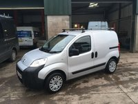 2014 CITROEN NEMO 1.2 660 ENTERPRISE HDI 1d 74 BHP £3950.00