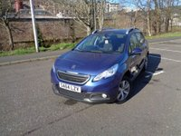 USED 2015 64 PEUGEOT 2008 1.4 HDI ACTIVE 5d 68 BHP LOW ROAD TAX!!