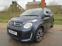 2016 CITROEN C1 1.2 PURETECH FLAIR 5d 82 BHP £6790.00