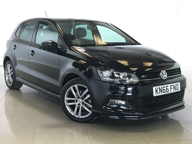 View our 2016 66 VOLKSWAGEN POLO 1.2 R LINE TSI 5d 89 BHP