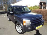 2006 LAND ROVER DISCOVERY 2.7 3 TDV6 SE 5d 188 BHP £8988.00