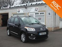 USED 2011 61 CITROEN C3 PICASSO 1.6 PICASSO EXCLUSIVE 5d 120 BHP Bluetooth, 5 service stamps ,Cruise control