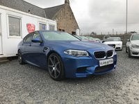 USED 2014 63 BMW M5 [Competition Pack] 4.4 V8 DCT 4dr ( 680 bhp ) Ultimate Spec FBMWSH One Previous Owner