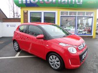 USED 2015 15 CITROEN C1 1.0 FEEL 5d 68 BHP NO DEPOIST