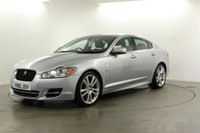 2010 JAGUAR XF 3.0 V6 S PREMIUM LUXURY 4d AUTO 275 BHP £SOLD