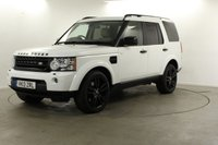 2013 LAND ROVER DISCOVERY 3.0 4 SDV6 XS 5d AUTO 255 BHP £22984.00