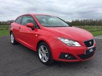 2012 SEAT IBIZA 1.4 SE COPA 3d 85 BHP £4995.00