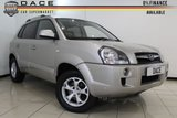 USED 2009 09 HYUNDAI TUCSON 2.0 PREMIUM CRDI 5DR 148 BHP SERVICE HISTORY + HEATED LEATHER SEATS + 0% FINANCE AVAILABLE T&C'S APPLY + PARKING SENSOR + ELECTRIC SUNROOF + CRUISE CONTROL + AIR CONDITIONING + 16 INCH ALLOY WHEELS