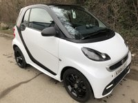 USED 2014 64 SMART FORTWO 1.0 GRANDSTYLE EDITION 2d AUTO 84 BHP
