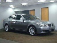 USED 2008 58 BMW 5 SERIES 3.0 525D SE 4d 195 BHP 18