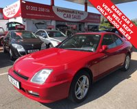 USED 2000 X HONDA PRELUDE 2.0 I 2d 131 BHP RARE CAR  ONLY 80,000 MILES!!