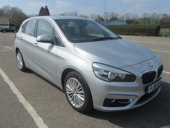 2015 BMW 2 SERIES 1.5 218I LUXURY ACTIVE TOURER 5d AUTO 134 BHP £14991.00