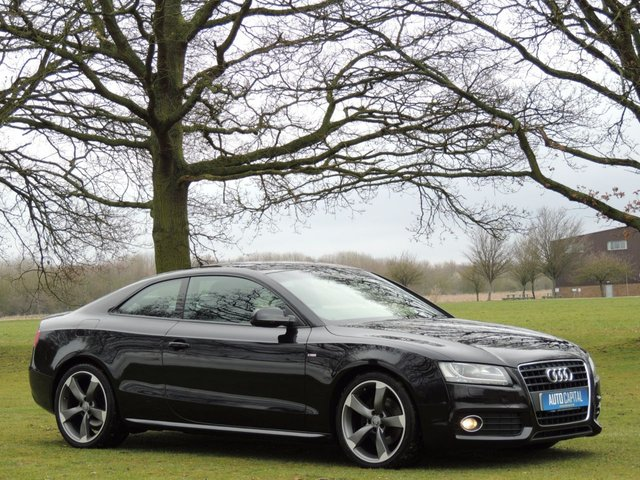 2010 10 AUDI A5 2.0 TFSI S LINE SPECIAL EDITION 2d 208 BHP