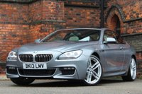 USED 2013 13 BMW 6 SERIES 3.0 640d M Sport 2dr **NOW SOLD**