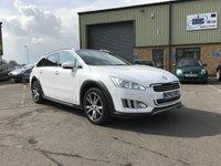 2013 PEUGEOT 508 2.0 RXH HYBRID4 5d AUTO 200 BHP £9995.00