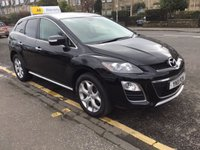 USED 2011 11 MAZDA CX-7 2.2 D SPORT TECH 5d 173 BHP PRICE INCLUDES A 6 MONTH AA WARRANTY DEALER CARE EXTENDED GUARANTEE, 1 YEARS MOT AND A OIL & FILTERS SERVICE. 6 MONTHS FREE BREAKDOWN COVER.
