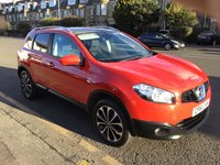 USED 2011 61 NISSAN QASHQAI 1.5 N-TEC DCI 5d 110 BHP PRICE INCLUDES A 6 MONTH AA WARRANTY DEALER CARE EXTENDED GUARANTEE, 1 YEARS MOT AND A OIL & FILTERS SERVICE. 6 MONTHS FREE BREAKDOWN COVER.