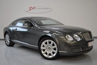 2003 BENTLEY CONTINENTAL 6.0 GT 2d AUTO 550 BHP EXCEPTIONALLY CLEAN £23950.00