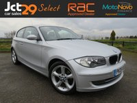 2009 BMW 1 SERIES 1.6 116I EDITION ES 3d 121 BHP £3990.00