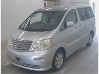 USED 2003 TOYOTA ALPHARD GREAT LOW MILEAGE VEHICLE  - EVERY CONVERTED CAMPERVAN COMES WITH OUR 3 YEAR MECHANICAL AND INTERIOR WARRANTY