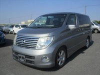 USED 2005 NISSAN ELGRAND 2.5 B2500 4d AUTO 116 BHP - ONCE CONVERTED CAMPERVAN COMES WITH OUR 3 YEAR MECHANICAL AND INTERIOR WARRANTY