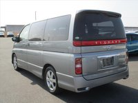 USED 2005 NISSAN ELGRAND 2.5 B2500 4d AUTO 116 BHP - THIS CONVERTED CAMPERVAN COMES WITH OUR 3 YEAR MECHANICAL AND INTERIOR WARRANTY