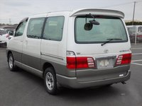 USED 1999 TOYOTA GRANVIA/GRAND HI-ACE SORT AFTER BASE VAN FOR CAMPERVAN CONVERSION