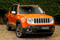 2015 JEEP RENEGADE 2.0 M-JET OPENING EDITION 5d 138 BHP £12690.00