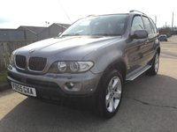2005 BMW X5 3.0 D SPORT EDITION 5d AUTO 215 BHP £6490.00