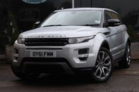 USED 2011 61 LAND ROVER RANGE ROVER EVOQUE 2.2 SD4 DYNAMIC LUX 5d 190 BHP