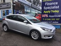 USED 2015 64 FORD FOCUS 1.0 TITANIUM 5d 100 BHP, only 29000miles ***GREAT FINANCE DEALS AVAILABLE***