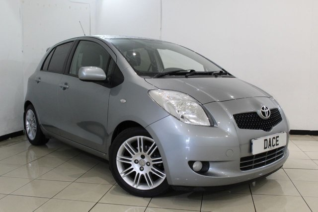 View our 2008 58 TOYOTA YARIS 1.3 SR 5DR 86 BHP