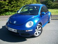 USED 2011 60 VOLKSWAGEN BEETLE 1.6 LUNA 8V 3d 101 BHP Two Former Owners From New, JUST 33,000 Miles with Full Service History, First Class Example Throughout!!!