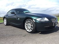 2006 BMW Z4 3.0 Z4 SI SE COUPE 2d 262 BHP Very Rare