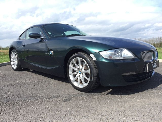 2006 56 BMW Z4 3.0 Z4 SI SE COUPE 2d 262 BHP Very Rare