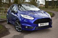 2016 FORD FIESTA 1.6 ST-3 3d 180 BHP £12750.00