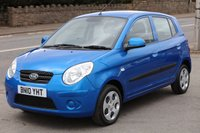 USED 2010 10 KIA PICANTO 1.1 STRIKE 5d AUTO 64 BHP +++ FREE 6 months Autoguard Warranty included in screen price +++