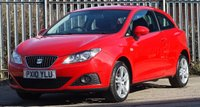 2010 SEAT IBIZA 1.4 SPORT 3d 85 BHP