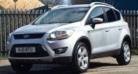 2011 FORD KUGA 2.0 TITANIUM TDCI AWD 5d 163 BHP £6991.00