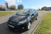 2012 FORD FOCUS 1.6 ZETEC TDCI Alloys,Air Con,F.S.H £5995.00