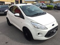 2011 FORD KA 1.2 EDGE 3dr Hatch Brand New Wheels & Tyres £3895.00