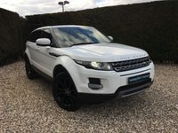 2012 LAND ROVER RANGE ROVER EVOQUE 2.2 SD4 PURE TECH 5d 190 BHP £19990.00