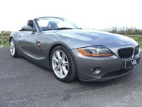 USED 2004 54 BMW Z4 2.5 Z4 SE ROADSTER 2d 190 BHP